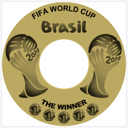 LightScribe World Cup 2014