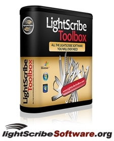 The LightScribe Toolbox