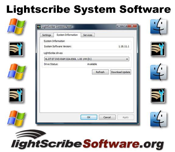 software cd lightscribe ita