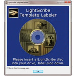 Click Here For More LightScribe Templates