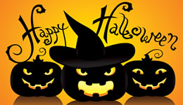 LightScribe Halloween Templates