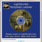 LightScribe Template Labeler Template Packs