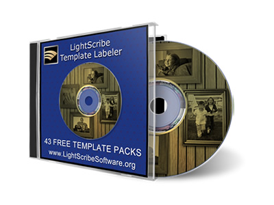 Free LightScribe Template Labeler Templates