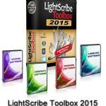 Premium LightScribe Software - The LightScribe Toolbox 2015
