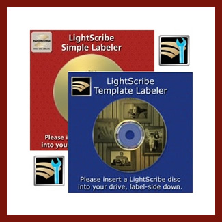 Free LightScribe Software for Windows and Mac