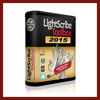 Win LightScribe Software Total Design Freedom
