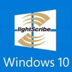 LightScribe Windows10