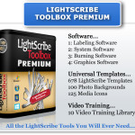 LightScribe Toolbox Premium Contents