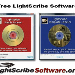 Free LightScribe Software - The LightScribe Simple Labeler and LightScribe Template Labeler