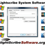 The LightScribe System Software