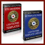 LightScribeTemplates
