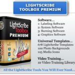 The LightScribe Toolbox Premium Contents