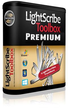 LightScribe Toolbox Premium