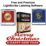 Free and Premium LightScribe Label Software at Christmas