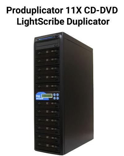 Produplicator 11X LightScribe Duplicator
