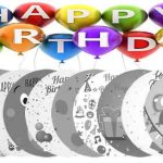 12 Bonus LightScribe BirthdayTemplates