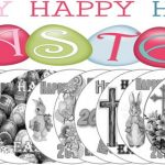 Bonus Easter 2020 LightScribe Templates