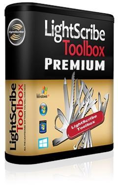LightScribe Toolbox Premium - LightScribe Software