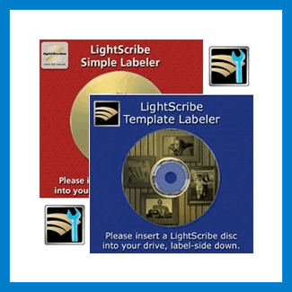 Get Free LightScribe Label Software